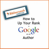 Rank your book and author website higher in Google - SEO Class