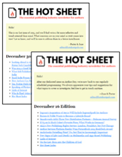 hot sheet email